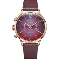 unisexe Welder The Moody 42mm Dual Time Watch K55/WWRC210