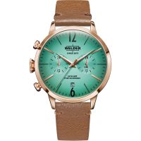 unisexe Welder The Moody 42mm Dual Time Watch K55/WWRC211