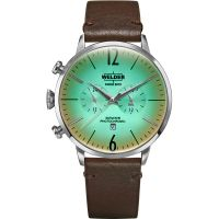 unisexe Welder The Moody 45mm Dual Time Watch K55/WWRC302