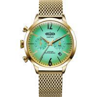 Unisex Welder The Moody 38mm Dual Time Watch K55/WWRC604