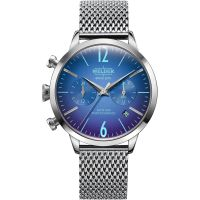 Unisex Welder The Moody 38mm Dual Time Watch K55/WWRC615