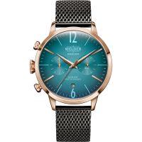 Unisex Welder The Moody 42mm Dual Time Watch K55/WWRC812