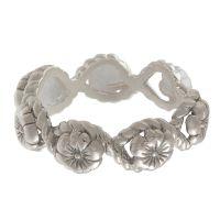 femme Olivia Burton Jewellery Floral Charm Watch OBJ16FSR06
