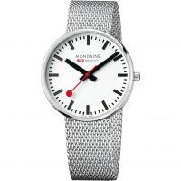 Herren Mondaine Giant Watch MSX.4211B.SM
