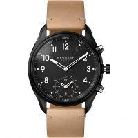 Unisex Kronaby Apex 43 Bluetooth Hybrid Alarm Watch A1000-0730