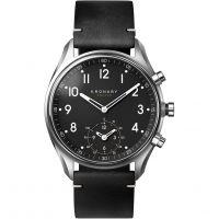 Unisex Kronaby Apex 43 Bluetooth Hybrid Alarm Watch A1000-1399