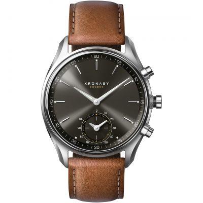 Unisex Kronaby SEKEL Alarm Watch A1000-0719