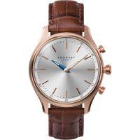 Unisex Kronaby Sekel 38 Bluetooth Hybrid Alarm Watch A1000-2748