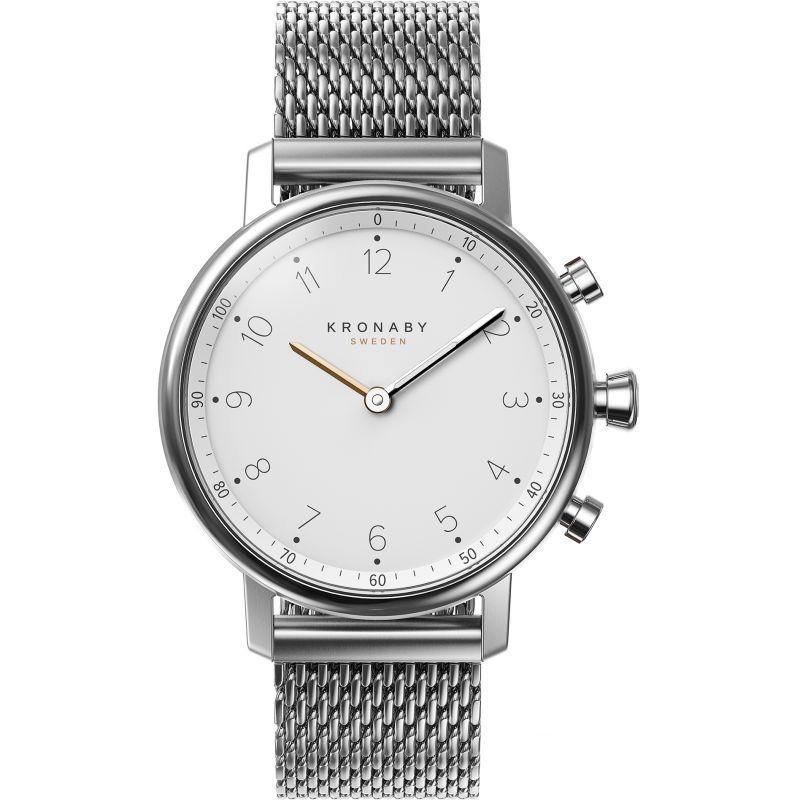 Unisex Kronaby NORD Alarm Watch