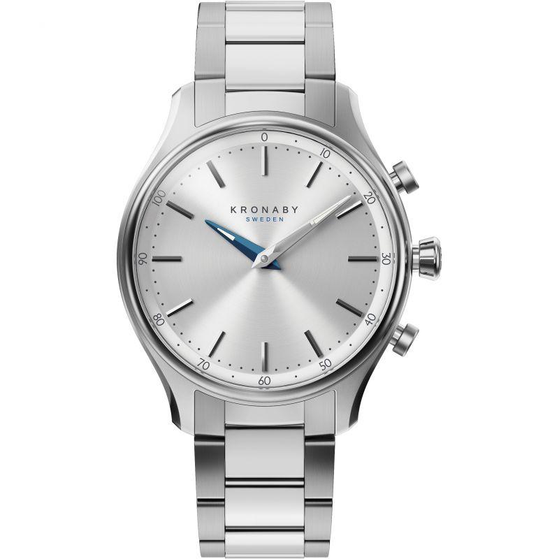 Kronaby Sekel 38 Bluetooth Hybrid Watch