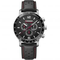 Orologio da Wenger Roadster Black Night 011843101