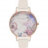 Ladies Olivia Burton Enchanted Garden Watch