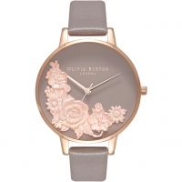 Ladies Olivia Burton Floral Bouquet Watch