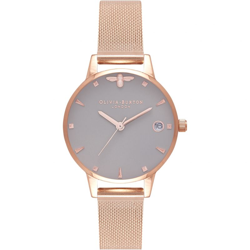 Ladies Olivia Burton Queen Bee Watch