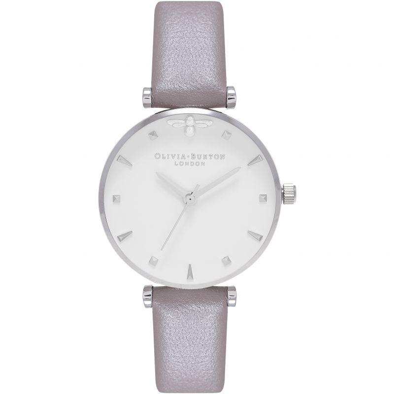 Queen Bee Silver  & London Grey Watch