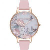 femme Olivia Burton Signature Florals Watch OB16WG40