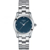Damen Tissot T-Wave Diamond Watch T1122101104600