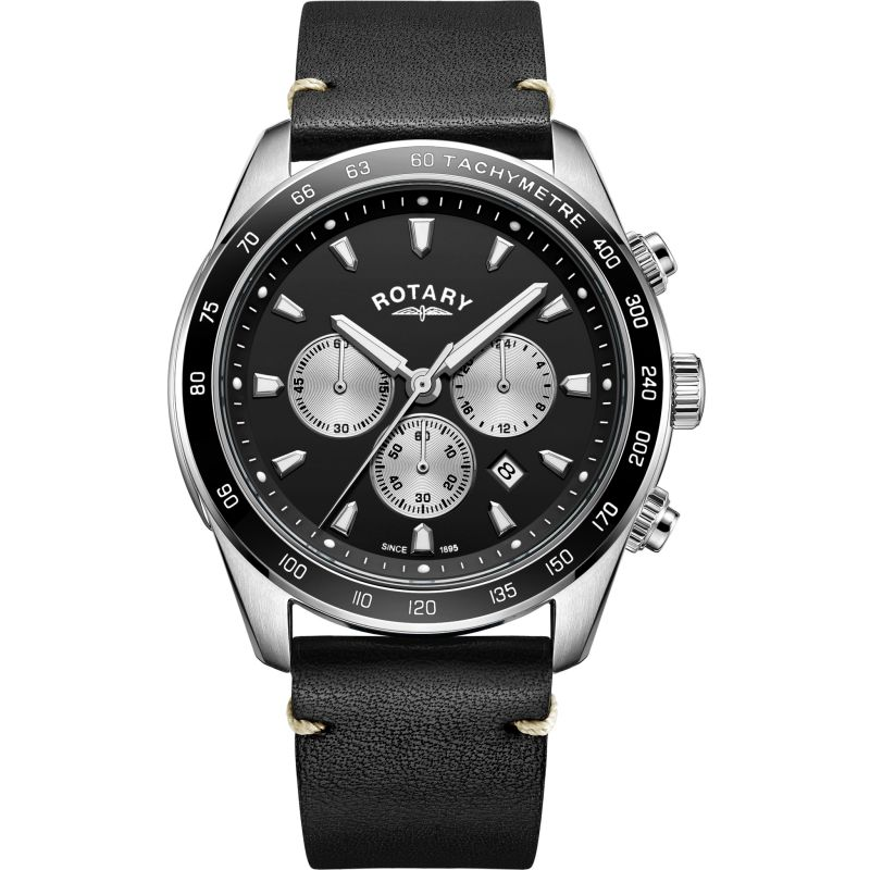Mens Rotary Henley Watch