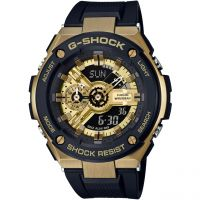 Herren Casio G-Shock G-Steel Watch GST-400G-1A9ER