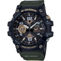 Herren Casio G-Shock Mudmaster Watch GWG-100-1A3ER