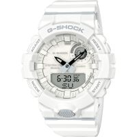 Herren Casio G-Shock Bluetooth Step Tracker Watch GBA-800-7AER