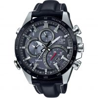 Herren Casio Edifice Bluetooth Alarm Chronograph Watch EQB-501XBL-1AER