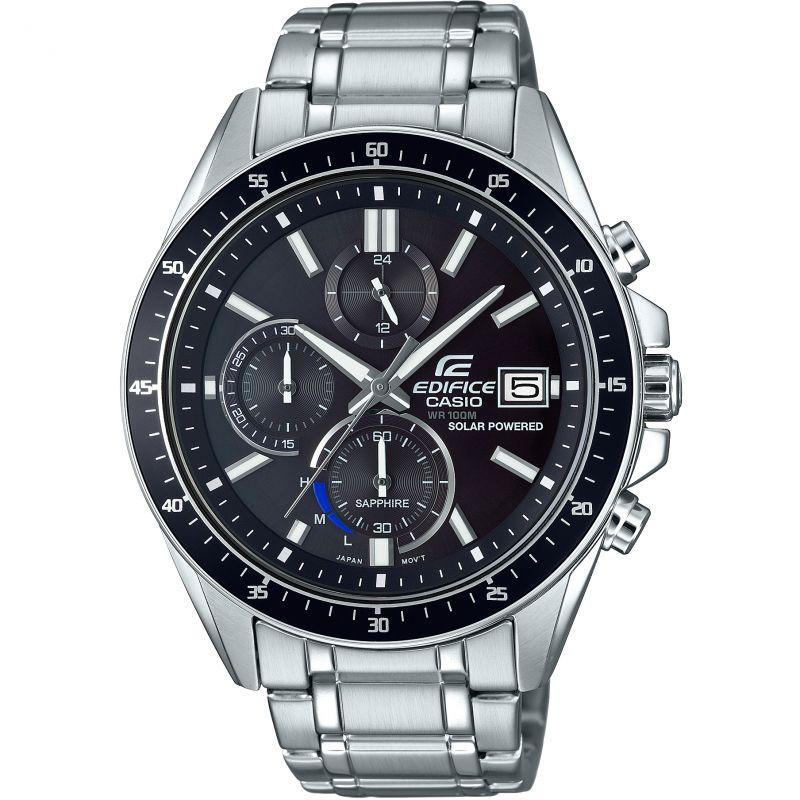 Casio Edifice Chronograph Solar Powered Watch