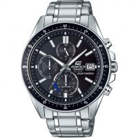 Herren Casio Edifice Chronograph Solar Powered Watch EFS-S510D-1AVUEF