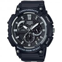 homme Casio Classic Chronograph Watch MCW-200H-1AVEF