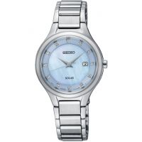Damen Seiko Solar Powered Watch SUT351P9