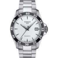 homme Tissot V8 Swissmatic Watch T1064071103100