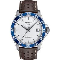 homme Tissot V8 Swissmatic Watch T1064071603100