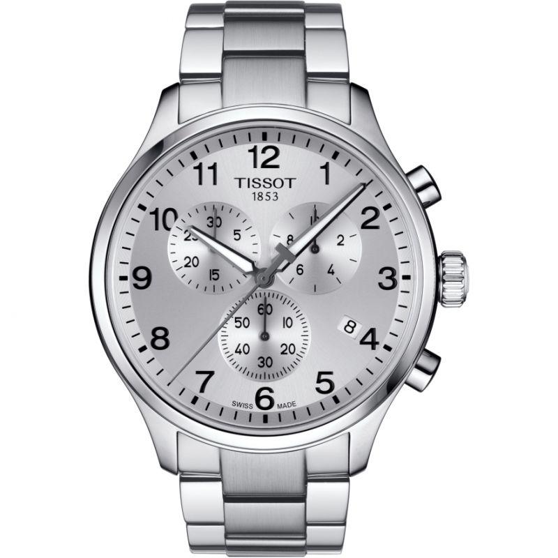 Mens Tissot Chrono XL Classic Watch