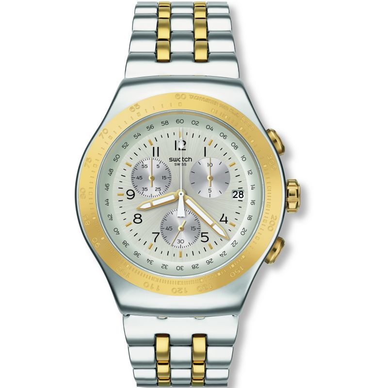 Swatch Live My Time Watch
