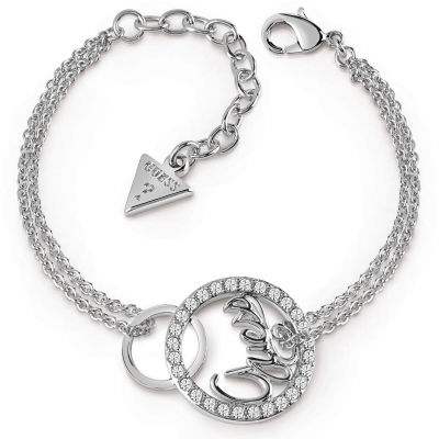 Joyería para Mujer Guess Jewellery Guess Authentics Bracelet UBB85143-L