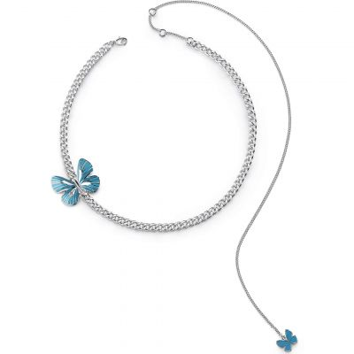 Joyería para Mujer Guess Jewellery Tropical Dream Necklace UBN85089