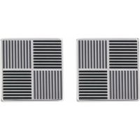 Tommy Hilfiger Jewellery Patterned Cufflinks Watch 2790019
