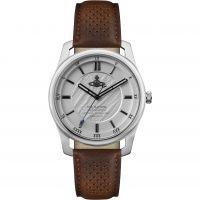 Herren Vivienne Westwood Holborn II Watch VV185SLBR