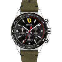 Herren Scuderia Ferrari Pilota Watch 0830433
