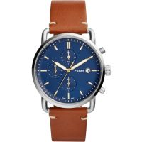 Fossil The Commuter Chrono Herenhorloge FS5401