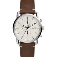 Fossil The Commuter Chrono Herenhorloge FS5402