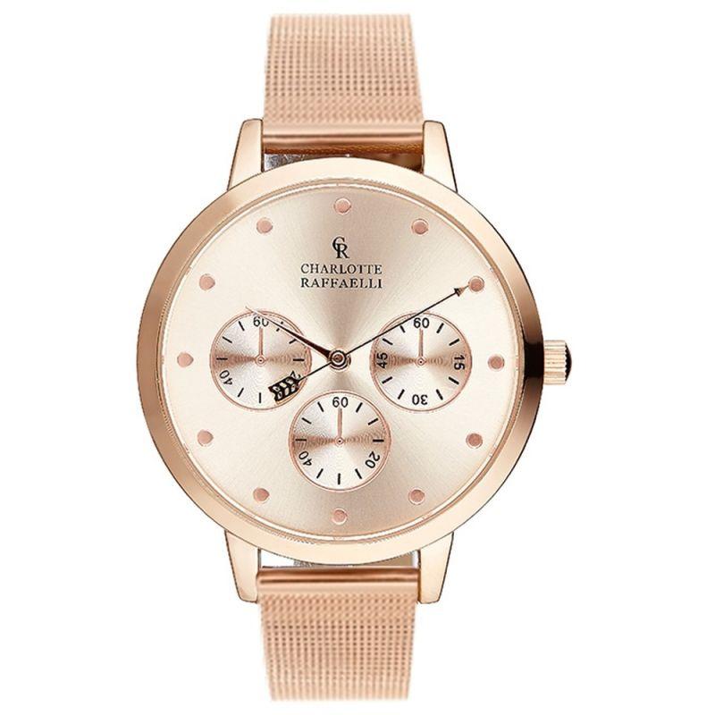 Ladies Charlotte Raffaelli Basic Watch Crb022 by Watchshop
