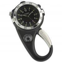 Herren Jean Pierre Adventure Carabiner Watch JP-D19