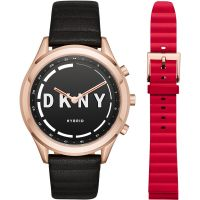Damen DKNY Minute Dkny minute Bluetooth Smart Watch NYT6102