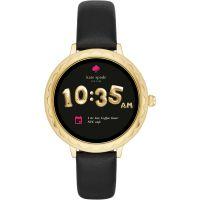 femme Kate Spade New York Connected Scallop Touchscreen Smartwatch Watch KST2001