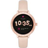 femme Kate Spade New York Connected Scallop Touchscreen Smartwatch Watch KST2003