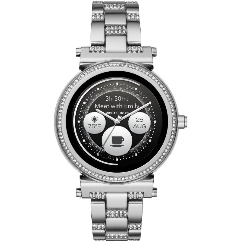 Ladies Michael Kors Access Bluetooth WearOS Sofie Smartwatch
