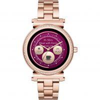 femme Michael Kors Access Sofie Bluetooth Smart Watch MKT5022