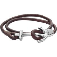 Fossil Jewellery Anchor Bracelet JEWEL JF02882040
