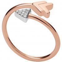 Fossil Jewellery Ring Size M.5 JEWEL JFS00429998505